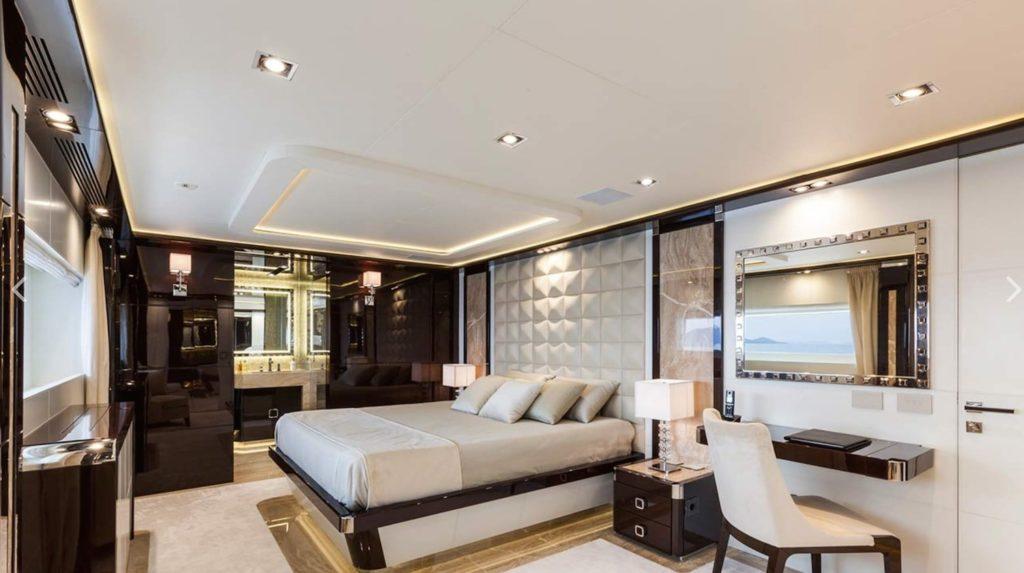 controsoffitti camere letto luminosa