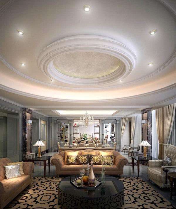 led recessed ceiling lights uk sample