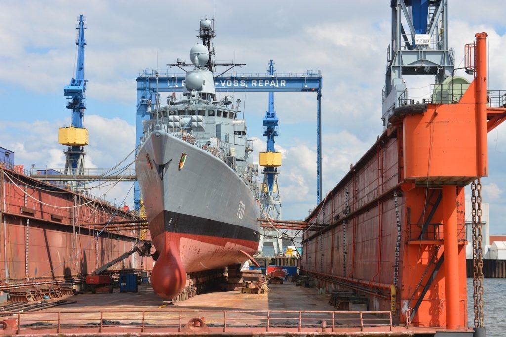 yacht shipyard