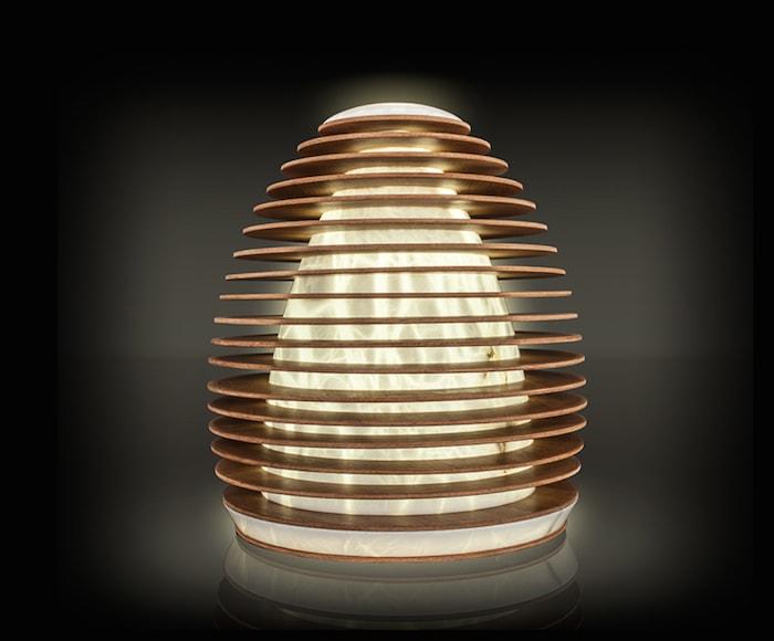 bespoke lighting solutions: beehive