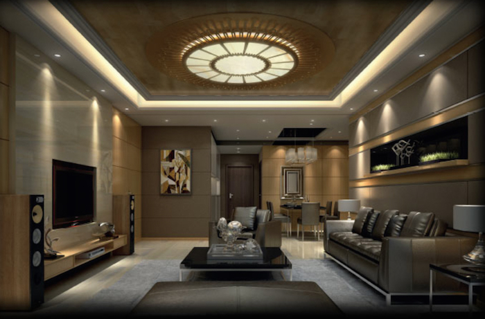 bespoke lighting solutions: soleil