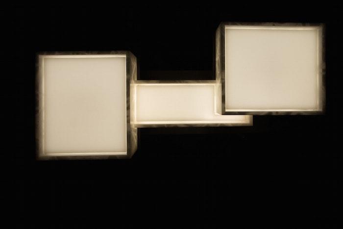 bespoke lights: alabaster