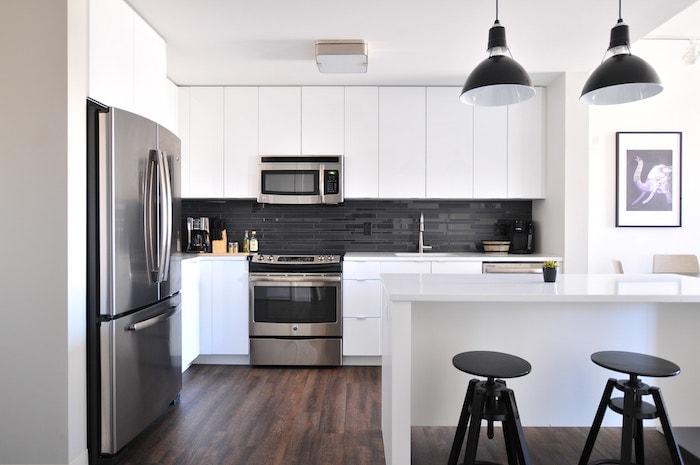 Illuminazione Per Cucine : Come illuminare cucina moderna cucine moderne grigie più recente