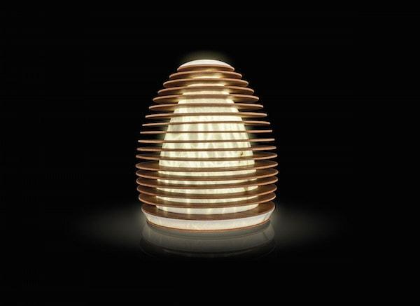 lampade stile marinaro: beehive