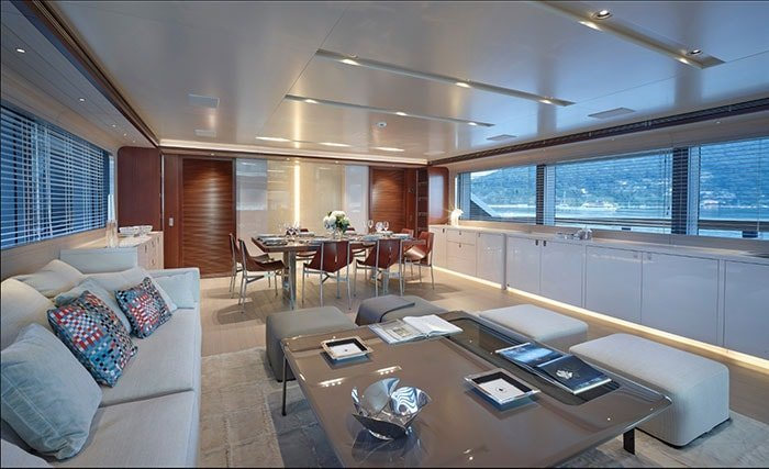 nautical decor yacht