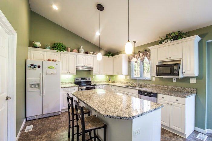 punti luce casa cucina