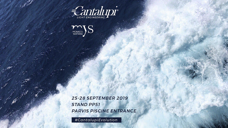 Monaco Yacht Show 2019 Cantalupi